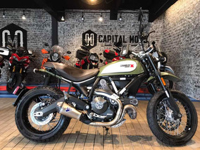 Capital Moto México Ducati Scrambler