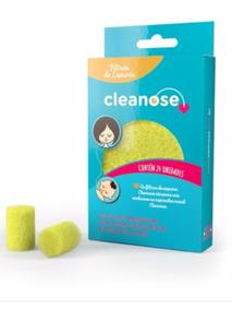 Refil Para Aspirador Nasal Cleanose Com 24 Unidades Original