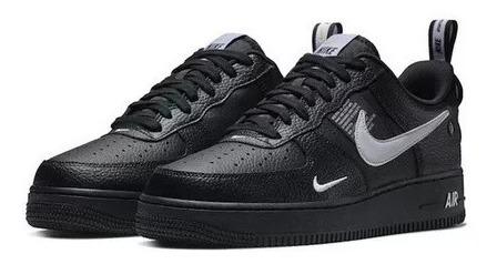 Nike AF1 Utility Negra
