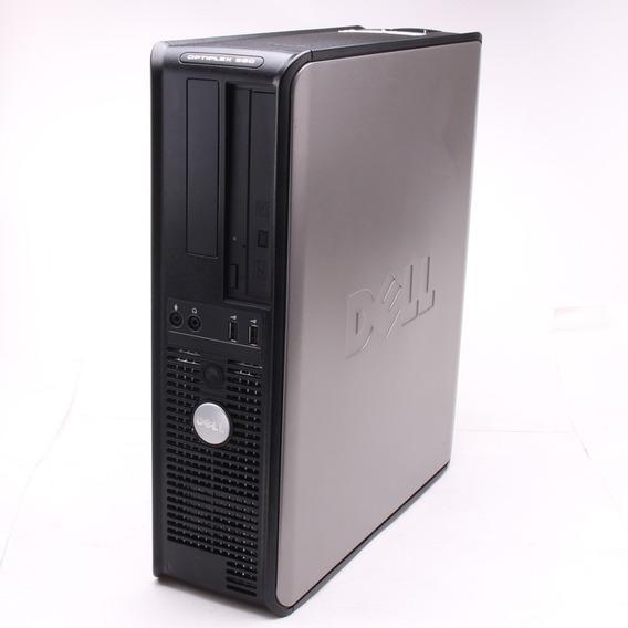 Pc Optiplex 380 Dell Dual Core 2gb Hd 250 - Envio Imediato