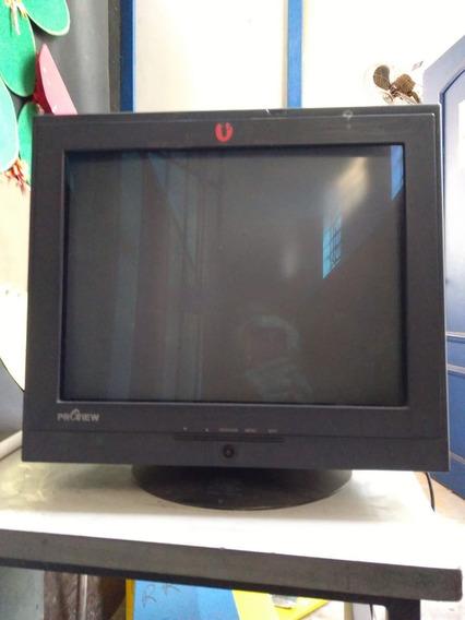 8 Monitores Proview 17 (tubo) *leia A Descrição