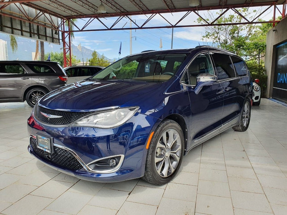 Chrysler Pacifica 2017 3.6 V6 Limited Platinum Piel At