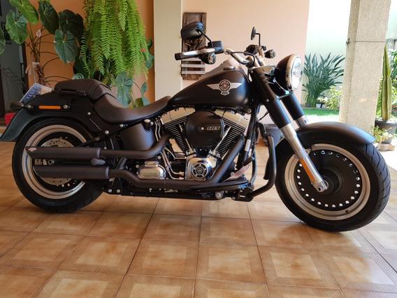 Harley Davidson Fat Boy Special 103 2016/2016 - Completa