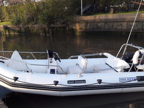 Semirrigido Sail Master 4.70 Mercury 50 2t