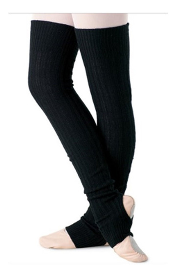 Leg Warmers Largos Para Bailarinas