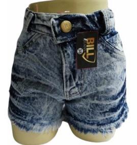 Kit 06 Short Jeans Feminino Preço De Atacado 32 Ao 46
