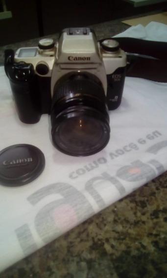 Máquina Fotográfica Analógica Canon Eos 50g