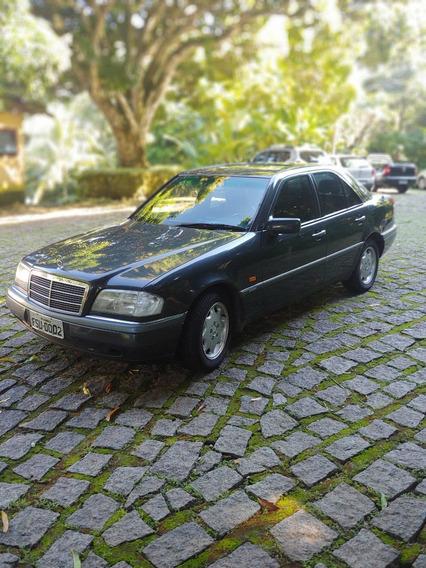 Mercedes C 280 6cc Ano 1995