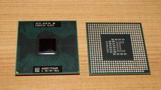 Cpu Intel Core 2 Duo P8600 2.40ghz Notebook (p)