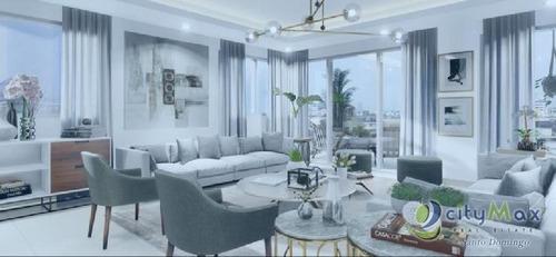 Imagen 1 de 4 de Vendo Apartamento  En Hermosa Torre En Ensache Paraiso Pva-007-09-20