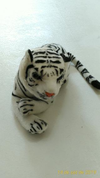 Tigre Pelúcia, Deitado Realista Parece Verdadeiro P/entrega