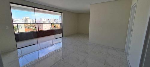 Apartamento 3 Quartos Bairro Castelo Com Lazer Completo - 2500