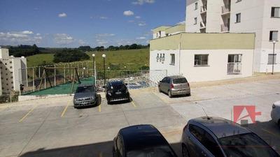 Apartamento Com 2 Dormitórios À Venda, 50 M² Por R$ 170.000 - Residencial Das Ilhas - Bragança Paulista/sp - Ap0676
