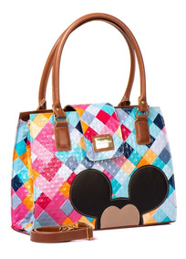 Bolsas Femininas Mickey Mouse Tiracolo Alça - Promoção