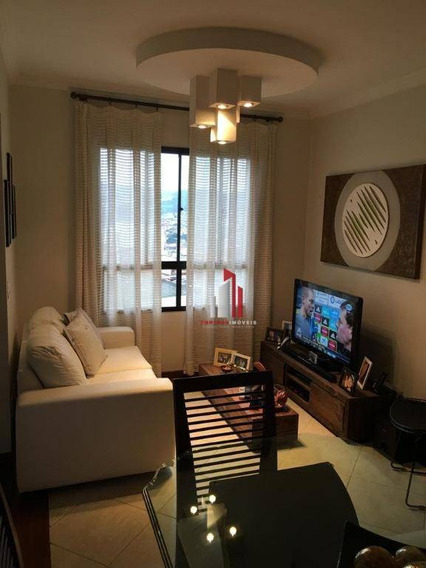 Apartamento Com 2 Dormitórios À Venda, 54 M² - Freguesia Do Ó - São Paulo/sp - Ap0033