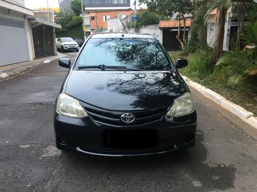 Toyota Etios 1.3 Xs 16v Flex 4p Manual Muito Novo