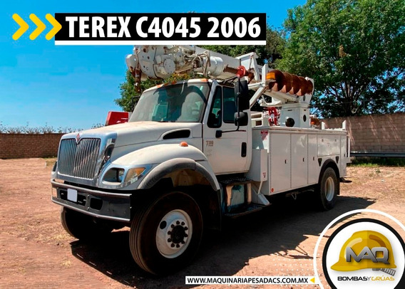 Grua Electrica International - Terex Digger 2006