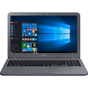Notebook Samsung Intel Core I3 7 Ger 4gb 1tb - Novo