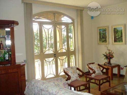 Imagem 1 de 7 de Casa Com 3 Dormitórios À Venda, 318 M² Por R$ 2.000.000,00 - Vila Ema - São José Dos Campos/sp - Ca1359