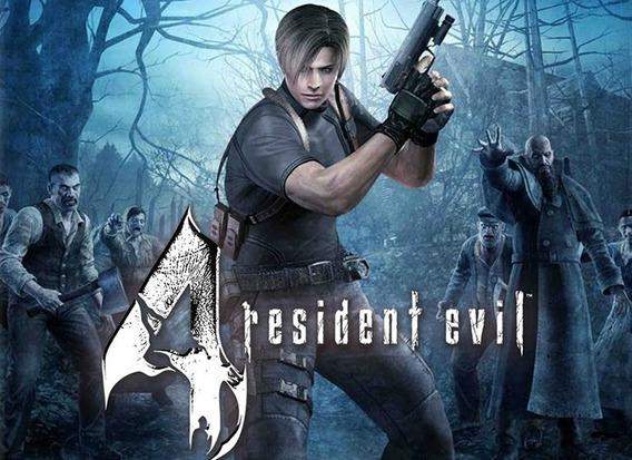 Resident Evil 4 Usa - Ps2 - Legendado Br