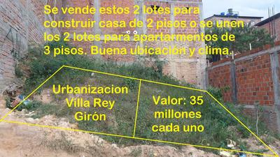 Se Vende Lotes En Giron - Urbanización Villa Rey