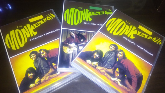 Dvd Box The Monkees - Série Completa ( 11 Dvds )