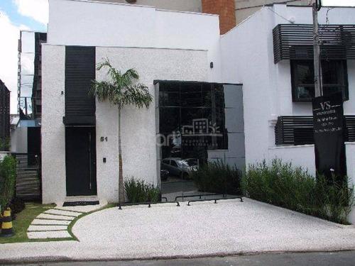 Imagem 1 de 6 de Casa Á Venda E Para Aluguel Em Cambuí - Ca000729
