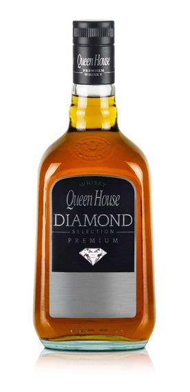 Whisky Queen House Diamond 1 Botellas 0.70 L