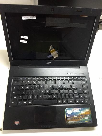 Carcaça Notebook Sim 1000m