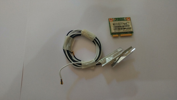 Placa Wireless + Antena Do Notebook Lenovo G485 Cod.464