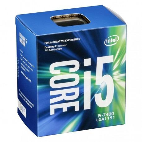 Procesador Intel Core I5 7400 Lga 1151 Ticotek