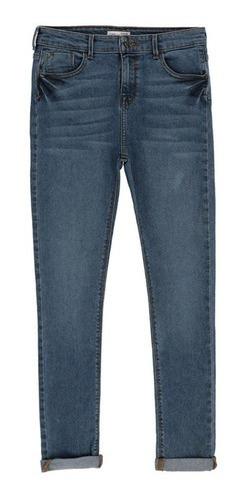 Jeans Skinny Stretch Básicos De Niño C&a