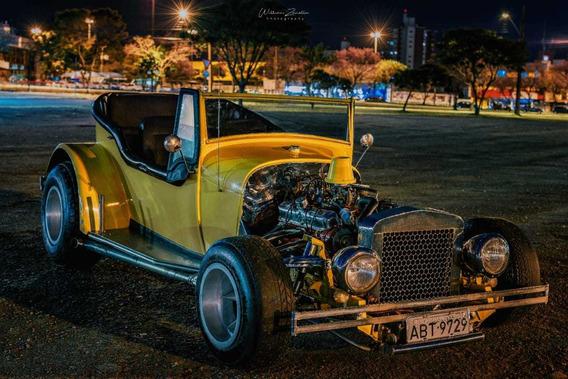 Hot Rod Único V8 Relíquia