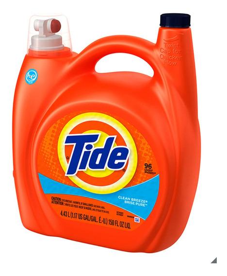 Detergente Tide Líquido 4.43 L. Concentrado He