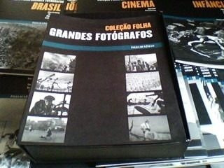 Folha Grandes Fotógrafos (coleção Completa - 14 Volumes)