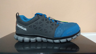 Calzado de seguridad Reebok IB1012 S1 P SRC Audacious