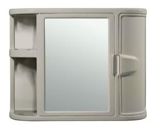 Gabinete Para Baño Con Espejo / Rimax