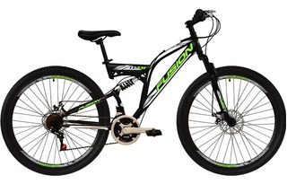 Bicicleta Mtb Doble Suspension 27.5