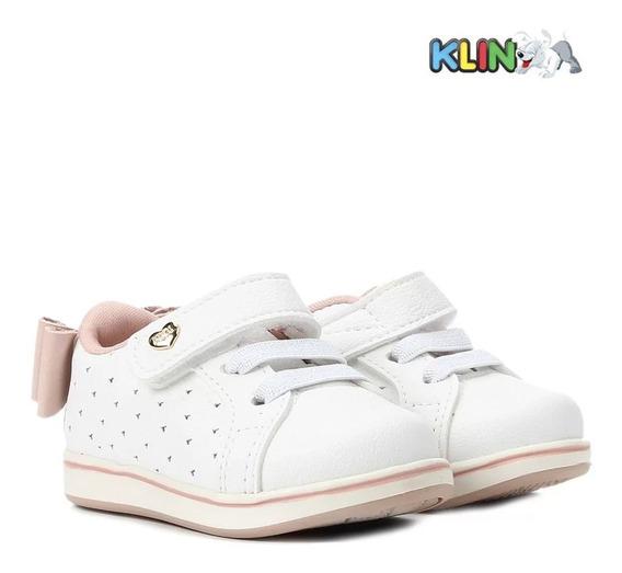Tênis Menina Klin Mini Mom 218.041