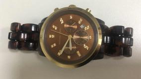 Relógio Michael Kors Modelo Tartaruga