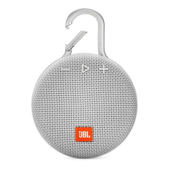 Caixa De Som Jbl Clip 3 Bluetooth Original Branca