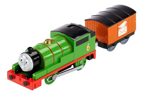Thomas & Friends, Locomotora Motorizada Percy