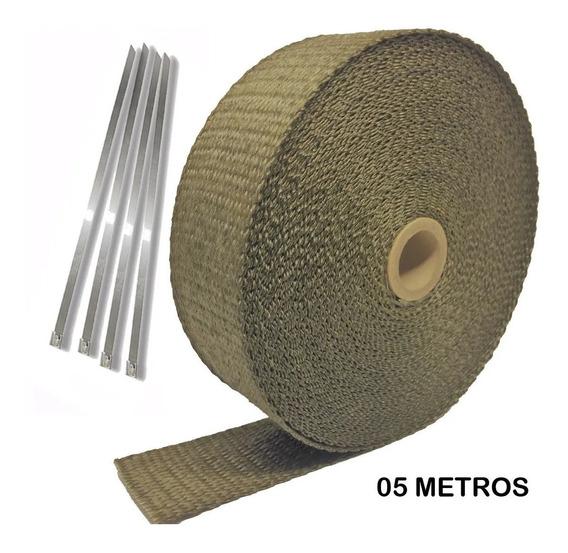 Manta Térmica Termotape Titanium P/ Escape 10 Metro + 4 Zip