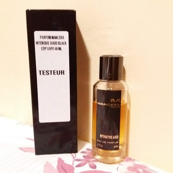 Perfume Importado Nicho Mancera Black Intensive Aoud 45/60ml