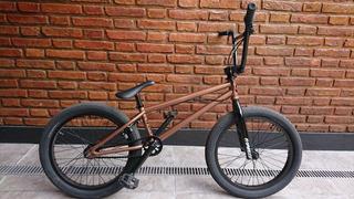 Bici Fitbikeco Park, Full Cromo