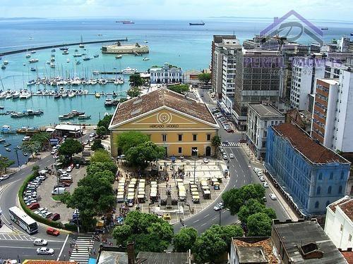 Sala Comercial Para Venda Em Salvador, Comércio, 1 Dormitório, 1 Banheiro - 201
