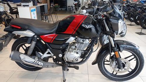 Bajaj V15 Street Calle Clasico Retro 150cc Usado Mod 2018
