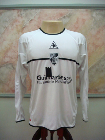 Camisa Futebol Vitoria Guimarães Portugal Le Coq Jogo 2275
