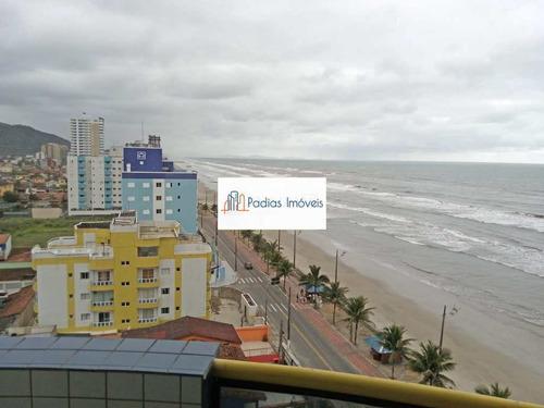 Apartamento Com 2 Dorms, Vera Cruz, Mongaguá - R$ 325 Mil, Cod: 858138 - V858138