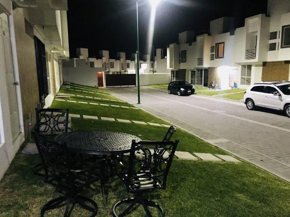 Casa En Renta La Morenita Privada Azalia, Villa Morelos